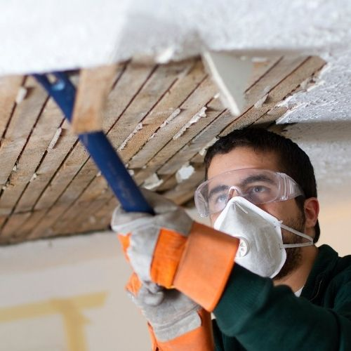 Expert Stucco Removal Markham Textured Ceiling Removal